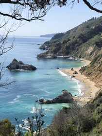 McWay Cove Big Sur CA- More than just a waterfall