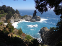 McWay Cove - Julia Pfeiffer Burns State Park