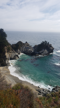 McWay Falls - Julia State Park - Big Sur California