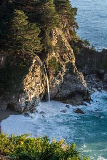 McWay Falls - my first stop on my first trip to Big Sur