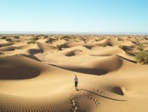 Me on some Moroccan sand dunes
