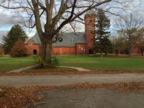 Medfield State Hospital MA shooting location for Shutter Island