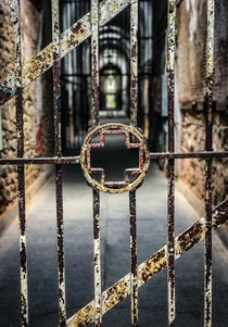 Medical wing of Eastern State Penitentiary