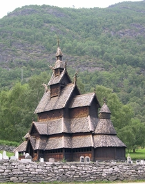 Medieval Norwegian Church