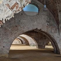 Medieval Royal Shipyards of Seville - most recently used as a location for Game of Thrones