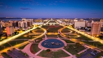 Meeting Brazil  Brasilia or The Federal District is the capital of Brazil It was built and designed exactly to be the seat of government It is the smallest Brazilian state being composed of a single city divided into  administrative regions