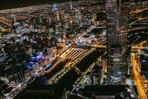 Melbourne by Night x-post rmelbourne