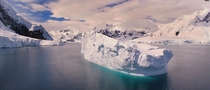Melchior Islands Antarctica