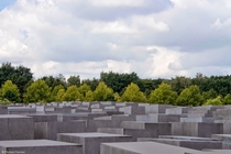 Memorial to the murdered Jews Berlin Germany