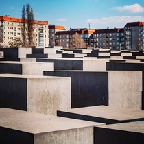 Memorial to the murdered Jews of Europe Berlin - Eisenman Architects