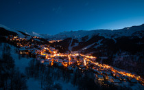 Meribel In The  Valleys France