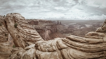 Mesa Arch one of my favorite spots on Mars I mean USA Utah