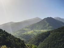 Mesmerising morning light in the heart of the Catalan Pyrenees
