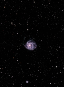 Messier  - The Pinwheel Galaxy