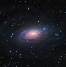 Messier  The Sunflower Galaxy