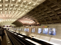 Metro Center Washington DC