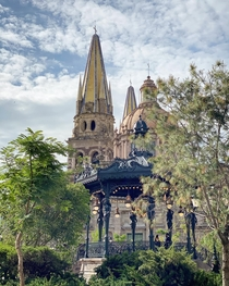 Metropolitan Cathedral of Guadalajara Mexico