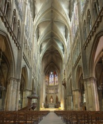 Metz Cathedral France