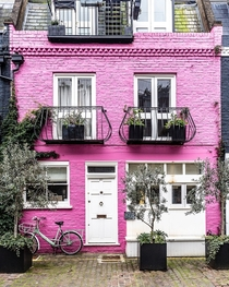 Mews house in Notting hill London x