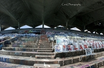Miami Marine Stadium   by Cara L Photography