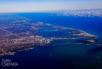 Miami Miami Beach Sunny Isles and Ft Lauderdale all in one photo