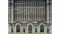Michigan Central Station  - Link in comments - credit Yves Marchand and Romain Meffre