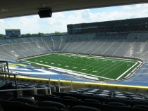 Michigan Stadium the biggest stadium in North America