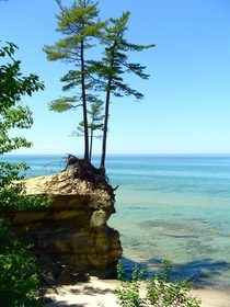 Michigans Upper Peninsula is real nice place