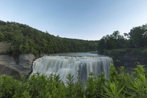 Middle Falls Letchworth State Park Upsate NY    OC