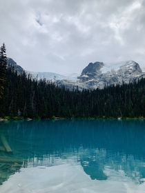 Middle Joffre Lake BC Canada