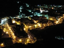 Midnight in Frigiliana Spain  x