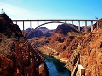 Mike OCallaghanPat Tillman Memorial Bridge x