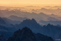 Miles and Miles of Mountain Layers in Arizona  maxfosterphotography