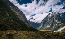 Milford Sound Highway NZ