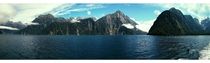 Milford SoundMitre Peak New Zealand