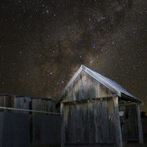 Milky Way Core Outback Australia as taken by my darling wife