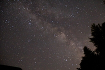 Milky Way from Maine