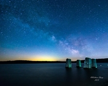 Milky-way in Northern New York  x