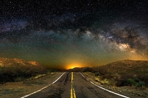 Milky Way - Southern Arizona