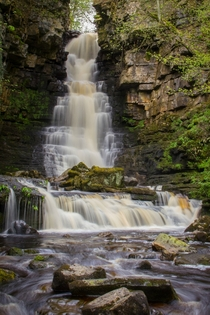 Mill Gill Force Yorkshire Dales UK