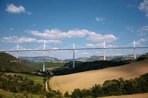 Millau Viaduct - The tallest bridge in the world
