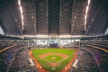 Miller Park Baseball Stadium Milwaukee WI