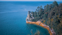 Miners Castle - Pictured Rocks National Lakeshore - Munising MI