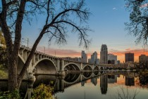 Minneapolis Minnesota by RJI Photography