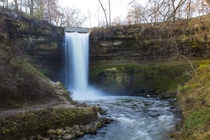 Minnehaha Falls Minneapolis MN