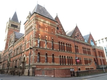 Minshull Street Crown Court Building -- Thomas Worthington --  --