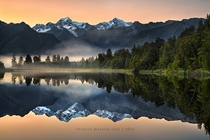 Mirror Lake - Fox Glacier New Zealand  photo by Patrick Marson