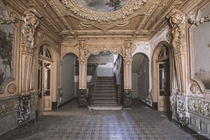 Mirror Palace - Abandoned Home Of A Wealthy Winemaker Family in Portugal