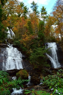 Missing the great outdoors these days Anna Ruby Falls Georgia