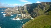 Mizen Head Cork Ireland  by Blaise Phelan